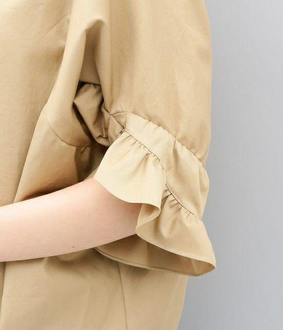 Рюши на плечах  одежда,переделки,рюши,своими руками