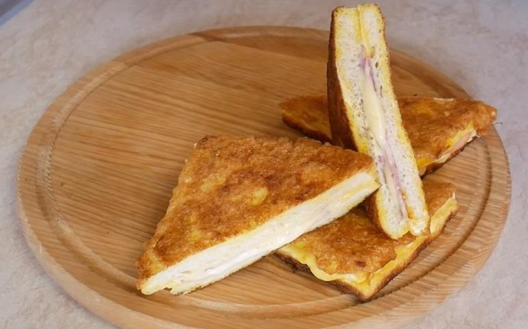 Хлеб на завтрак: вы удивитесь, насколько вкусным получается пирог