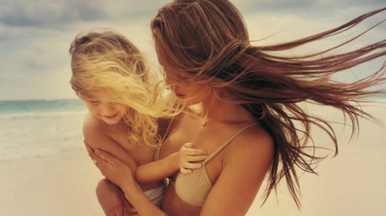 Фото мамы и дочки без лица, Мамы и дочки (19 фото) 16 фотография