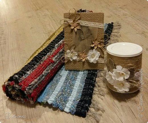 Поделки для Оли + лайфхак про коврики