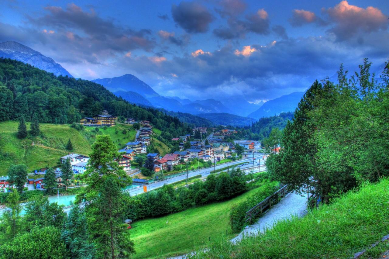 Обзор по пенсиям в Баварии