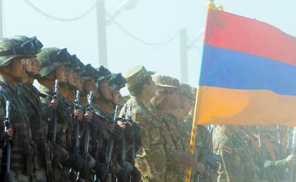 Пашинян поможет НАТО захватывать плацдармы геополитика