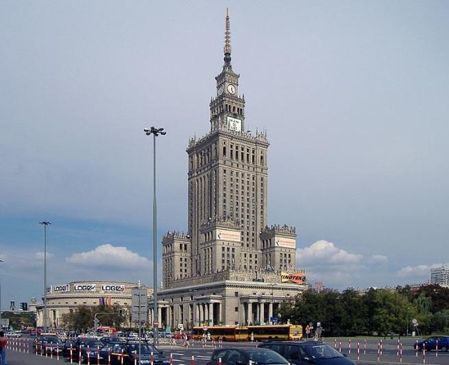 Назло русским снести пол-Варшавы…