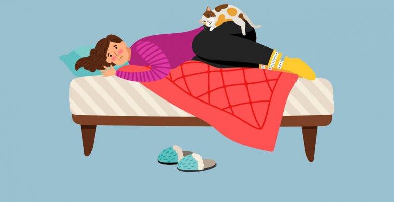 Синдром недостаточного сна: …