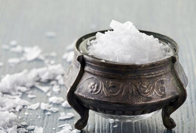 Чем опасна морская соль