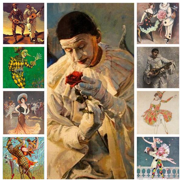 Кто он, печальный Пьеро из любимой сказки детства. буратино,детское кино ссср,культура и искусство,НОСТАЛЬГИЯ,Пьеро,сказки