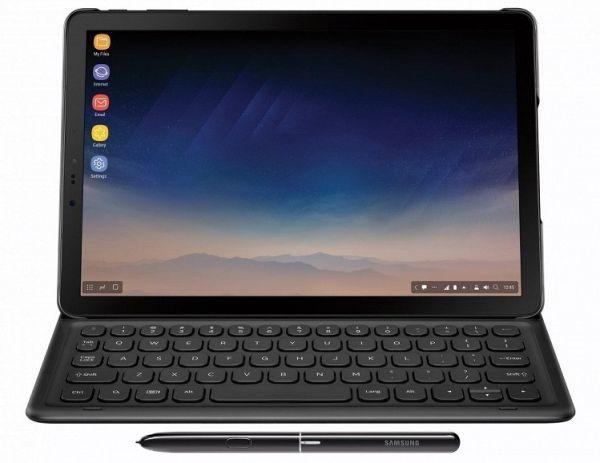 Топовый планшет Samsung Galaxy Tab S4 анонсирован официально