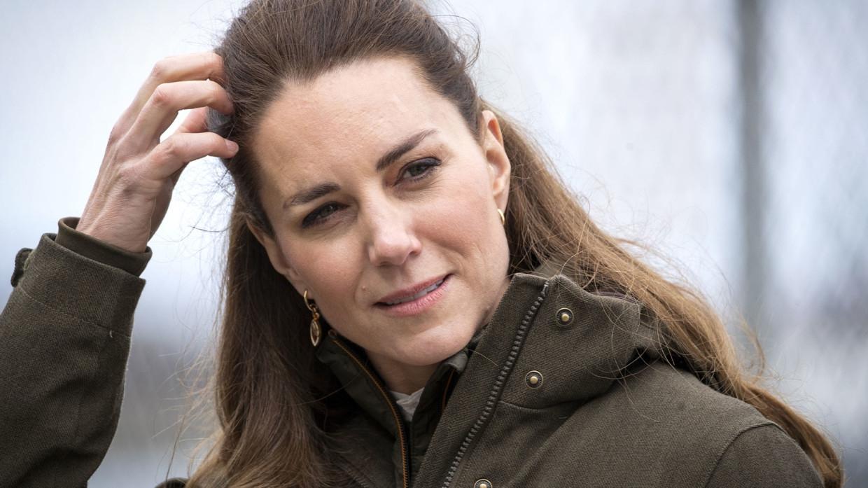 Кейт Миддлтон впервые показалась на публике после самоизоляции Общество