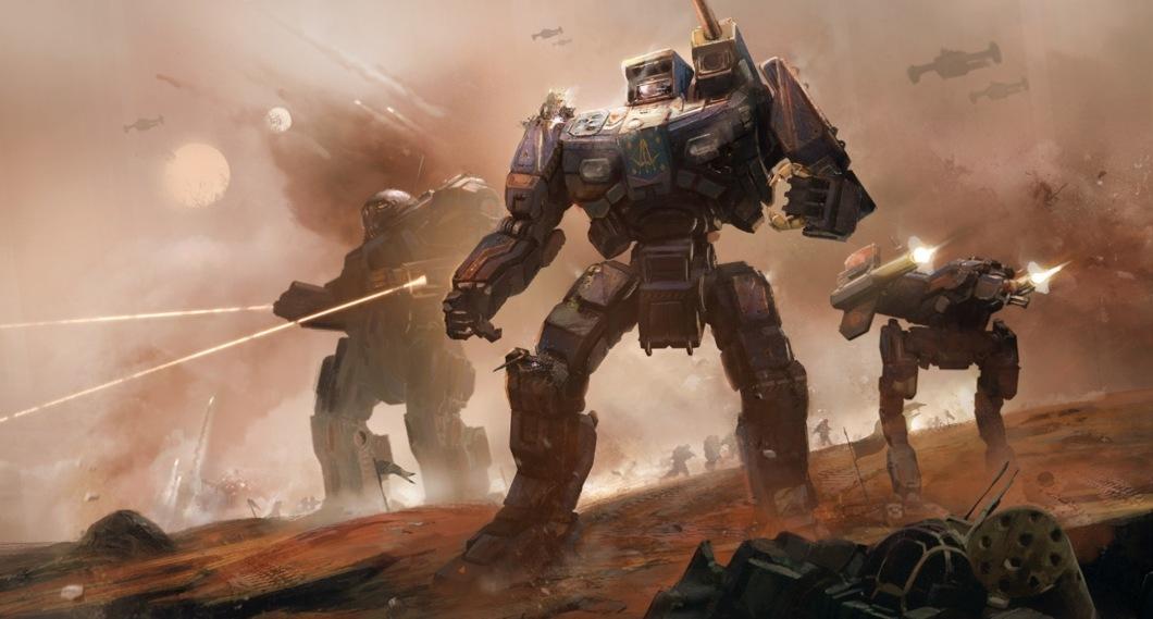 Вселенная Battletech: разбираемся в устройстве мира боевых роботов
