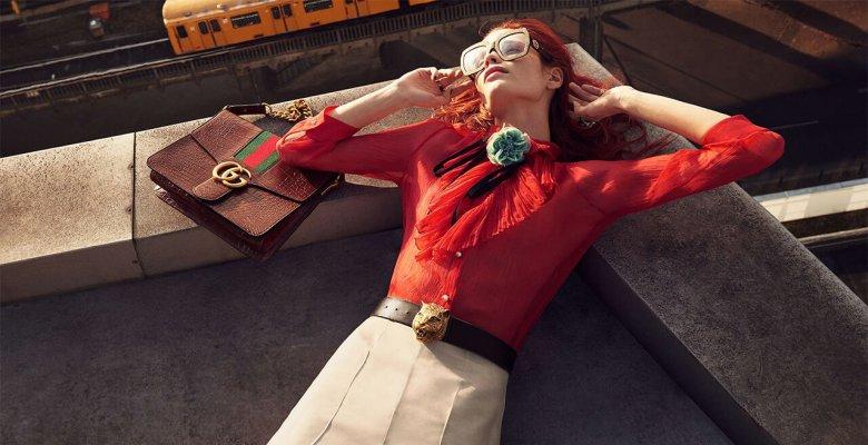 100 лет Gucci: как носильщик…