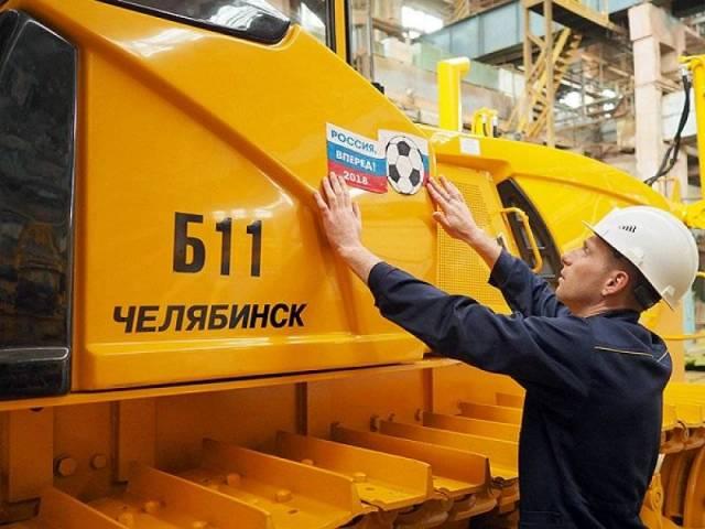 «Спортивные» трактора: ЧТЗ в…
