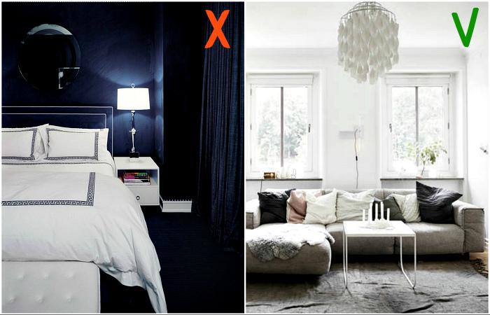 Как визуально расширить пространство в маленькой комнате: полезные советы от дизайнеров
