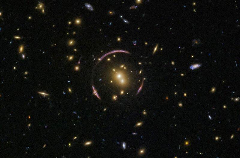 Просто космос! Лучшие снимки телескопа «Хаббл» за 2018 год кадр, космос, красота, снимки, телескоп, удивительно, фото, хаббл