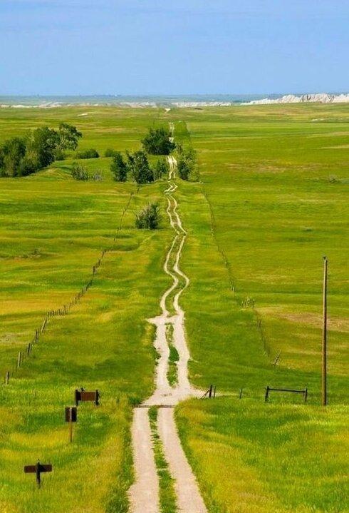 И которые принесут вам наслаждение и умиротворение дороги, какой большой мир, красота, умиротворение, фотомир