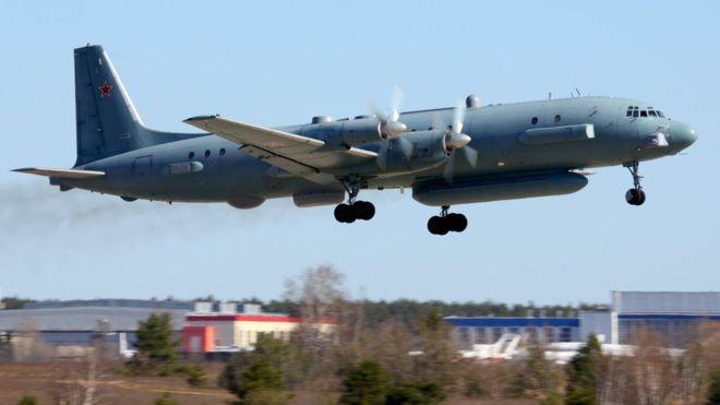 Не стыдно говорить, что наш Ил-20 был нами сбит по недогляду Израиля?