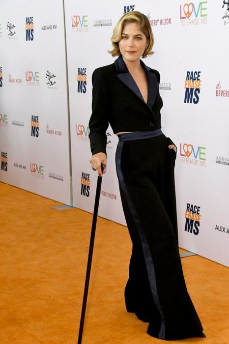 Стойкая Сельма Блэр: Как актриса борется за полноценную жизнь заморские звезды,Сельа Блэр,шоубиz,шоубиз