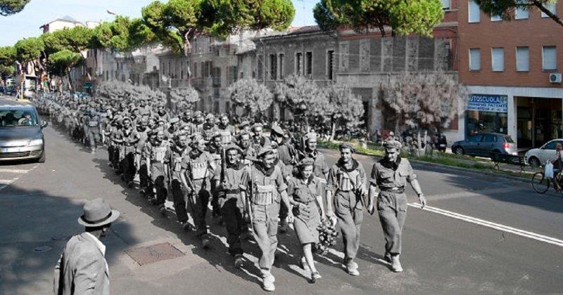 70 лет спустя: герои возвращаются в Равенну