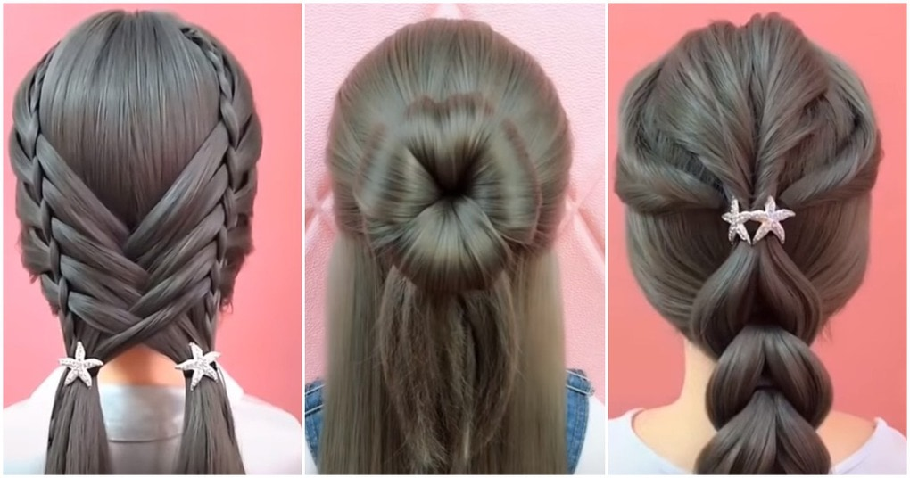 Что-то новенькое: более 30 оригинальных причесок для длинных волос