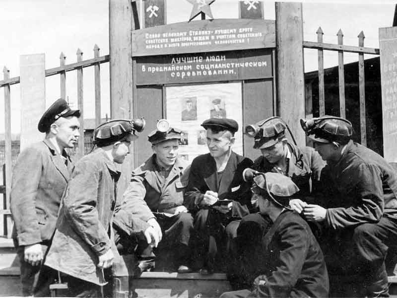 Интересные факты остахановских рабочих 30-х годов жизнь,факты
