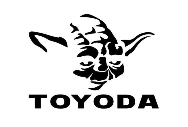 Почему авто называются Toyot…