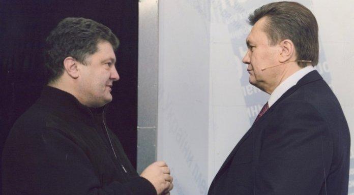 Виктор Янукович – снова през…