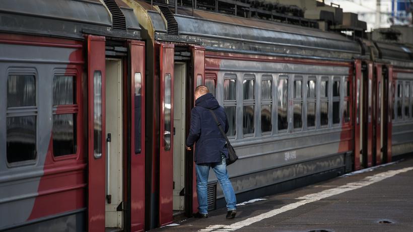Восстановлен порядок остановок электричек на участке Мытищи – Москва после сбоя