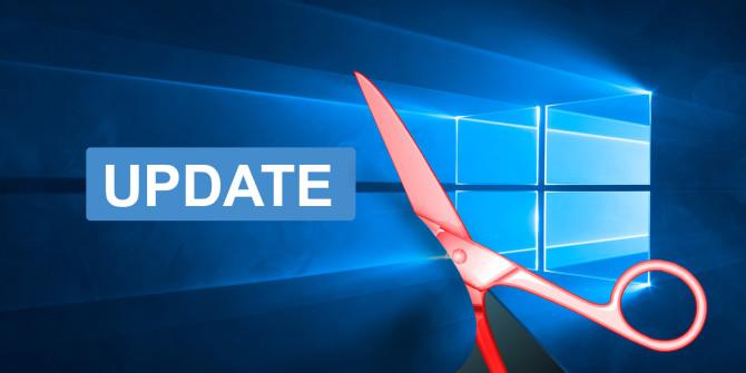 Как отключить обновление Windows 10: самый актуальный способ