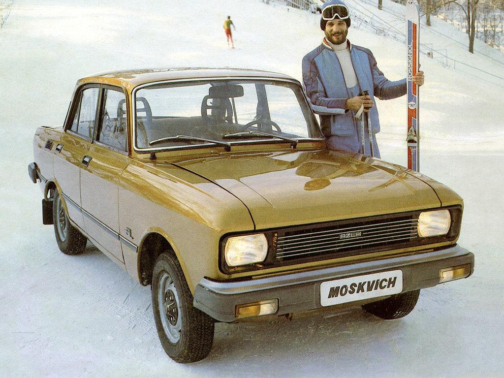 «Москвич» возвращается: Volkswagen планирует возродить советскую марку.