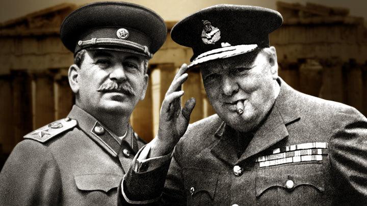 Как Сталин спас Черчилля перед Ялтинской конференцией