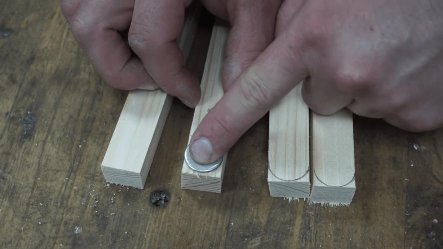 Полезная идея использования остатков ламината интерьер,переделки,своими руками,сделай сам