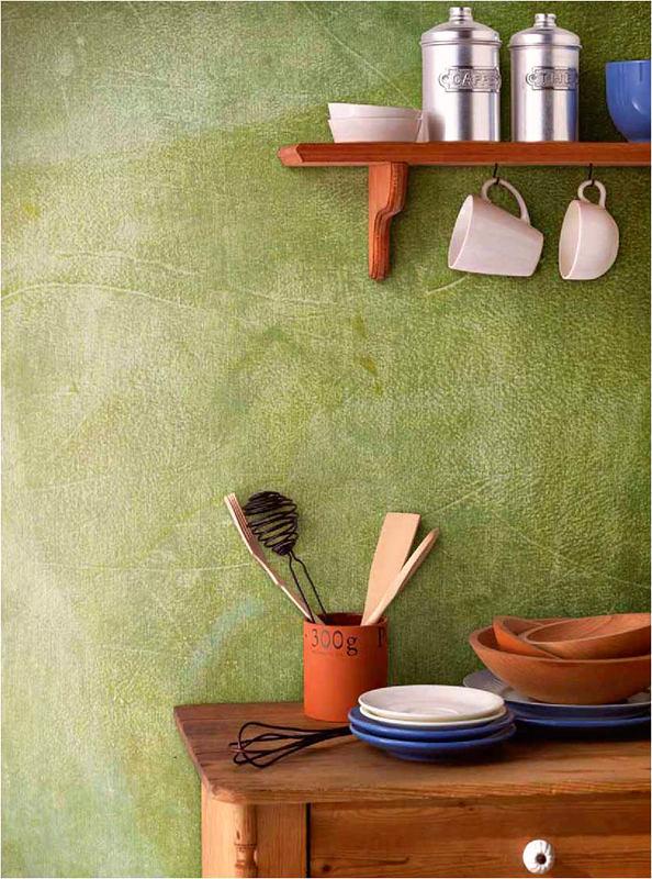 Мебель и предметы интерьера в цветах: желтый, светло-серый, темно-зеленый, бежевый. Мебель и предметы интерьера в стиле кантри.