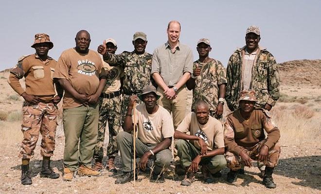 Путешествия по Африке: принц Уильям посетил танзанский заповедник