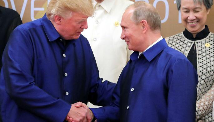 Экс-глава ЦРУ рассказал о влиянии Путина на Трампа