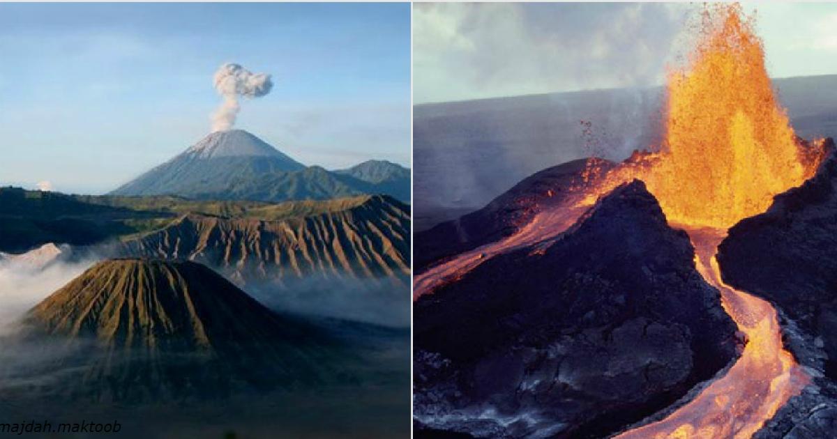 10 активных вулканов, которые можно увидеть (еÑли оÑмелитеÑÑŒ)