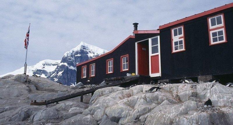 Порт Локрой, Антарктика дальние края, дальня доставка, изнетесно, необычно, познавательно, почта, почтальоны, почтовые отделения