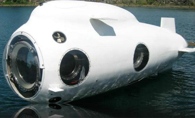 5 самых дорогих частных подводных лодок Культура