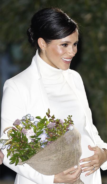 В саду Кейт Миддлтон появится цветок, посвященный Меган Маркл Монархи / Британские монархи