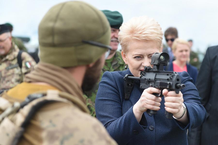 Литва опять заговорила о военной угрозе со стороны России