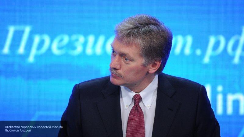 Песков прокомментировал отставку российского посла в Британии