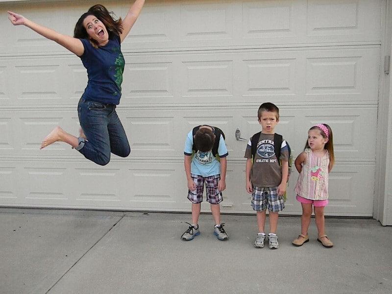 Смешные фото про школу и родителей