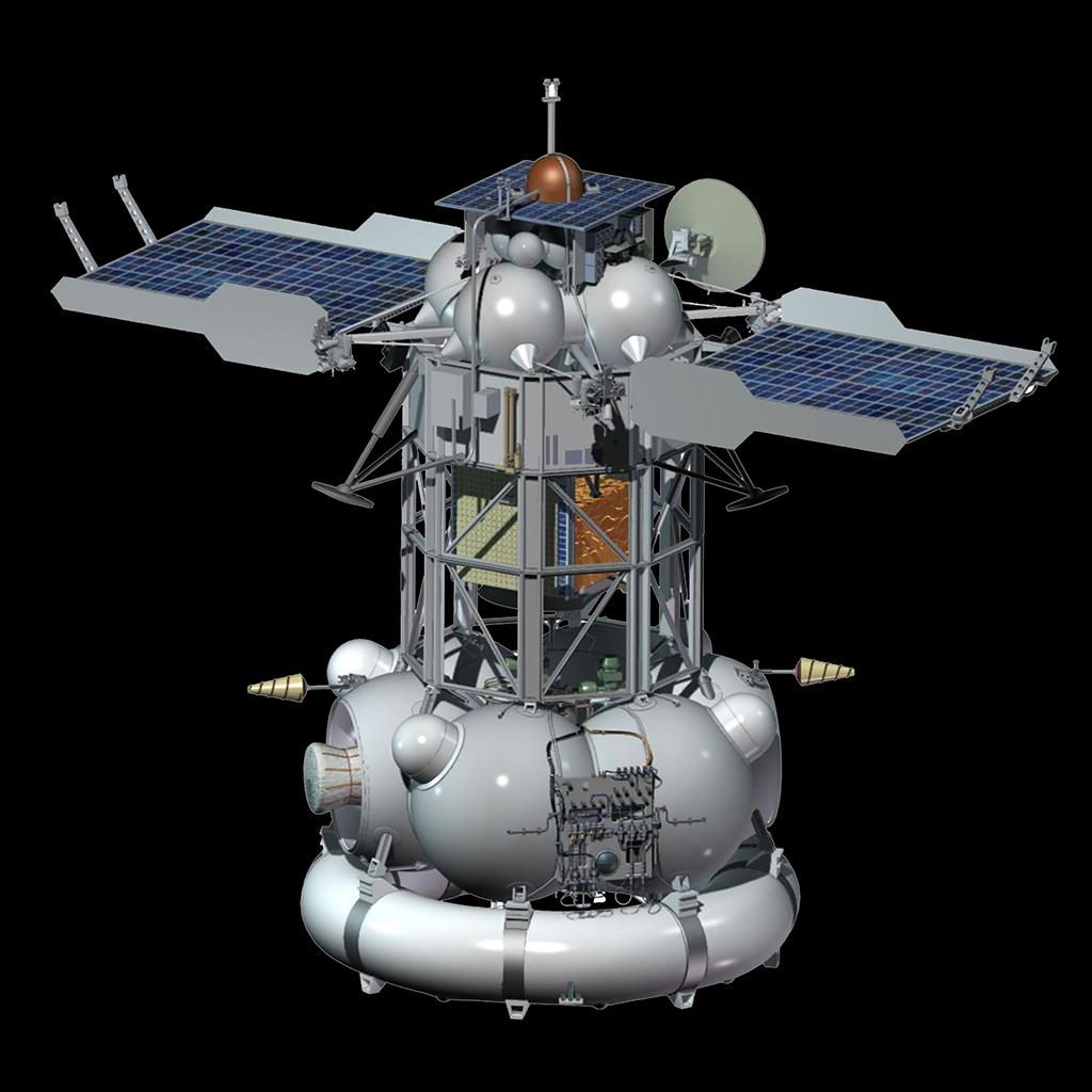 Что на самом деле случилось с советским зондом Фобос II?
