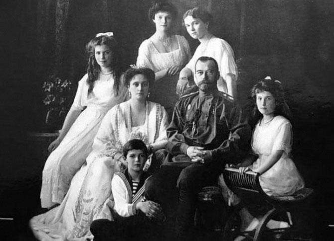 Частная жизнь царской семьи