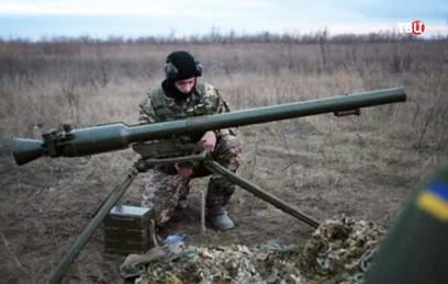 В Донбассе вступило в силу очередное перемирие