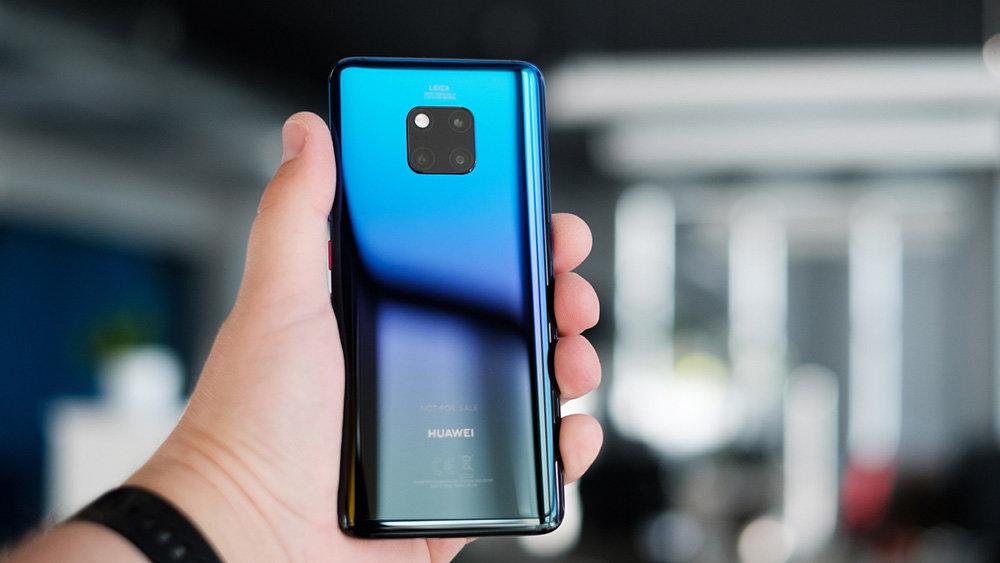 Первые смартфоны Huawei нача…