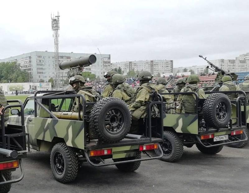 В сети обсуждается эффективность армейских пикапов «Нива» для спецподразделений
