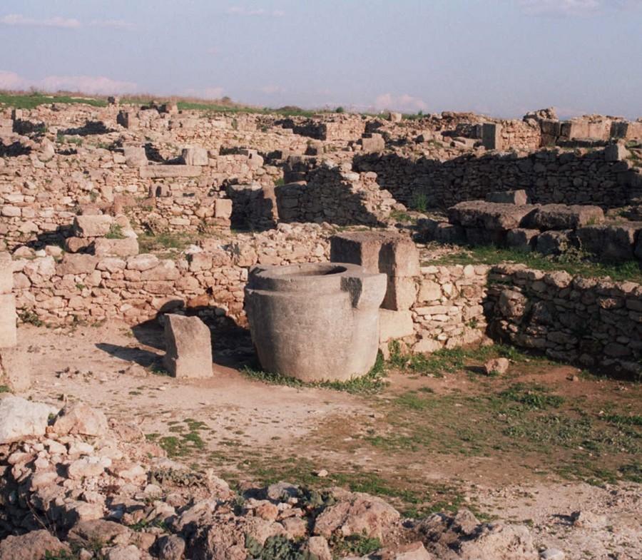 Древние цивилизации на терри…