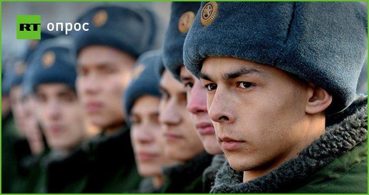 Путин заявил, что  Россия будет постепенно отказываться от службы в армии по призыву. Как вы к этому относитесь?