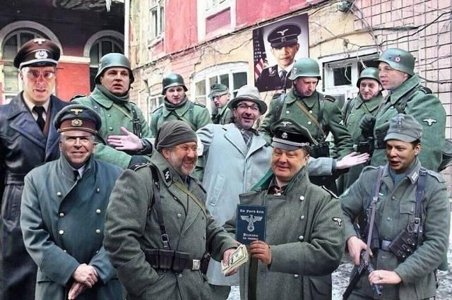 Киевский режим: радость на п…