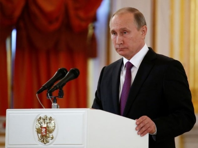 Владимира Путина выдвинули н…