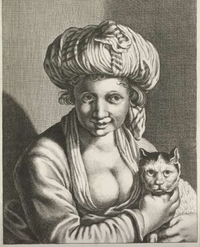 Портреты милейшего зверя или плохие голландские коты